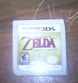 Juego De 3ds Zelda. Original