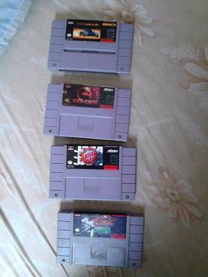 Juegos De Super Nintendo