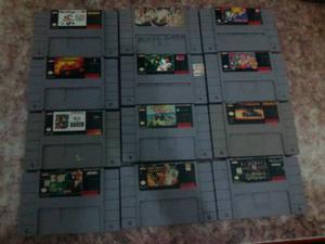 Juegos De Super Nintendo Excelentes Titulos Leer Descripcion