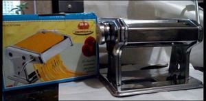 Maquina Para Hacer Pasta Y Pastelitos, Manual Acero