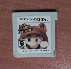Super Mario 3dland 3ds