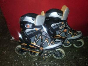 Patines En Linea Roller Blade Originales Talla 43