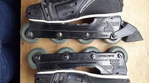 Patines En Linea Rollerblade Usados