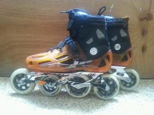 Patines Rollerblade Rb 100 Con Bolso