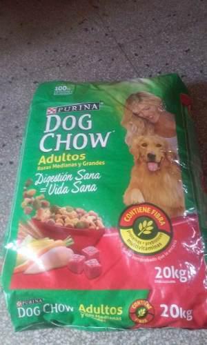 Perrarina Dog Chow De 20kg