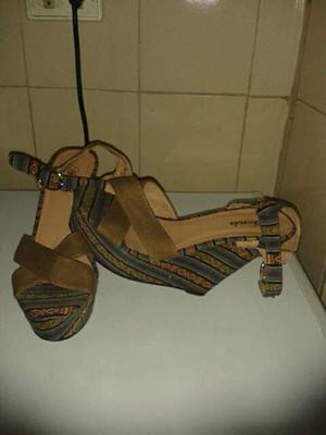 Sandalias Tipo Sueco