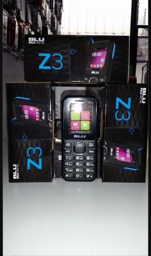 Telefono Celular Blu Z3