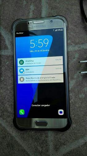 Vendo O Cambio Por Iphone6 S7 S6edge Samsung Galaxy S6 Gold