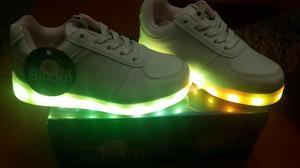 Zapatos de Luces Led para Niña