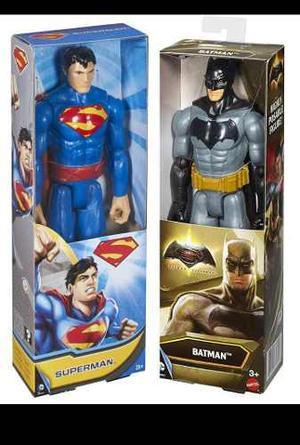 Batman Vs Superman Miden 30cm El Origen De La Justicia.