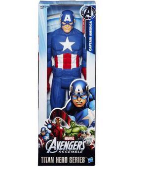 Capitan America 30 Cm Hasbro 100% Original
