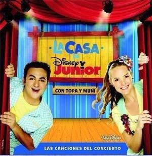 Disney - La Casa De Disney Junior Con Topa Y Muni (digital)