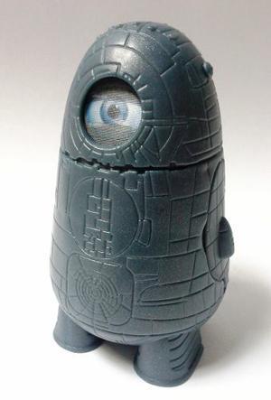 Juguete Mcdonald´s  Robot De Monsters Vs Aliens