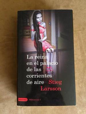 La Reina En El Palacio De Las Corrientes De Aire. S. Larsson