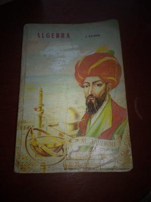 Libro De Álgebra Y Enciclopedia Bolivariana