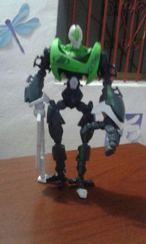 Muñeco Cytro De Max Steel