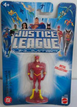 Muñeco Liga De La Justicia - Justice League Unlimited