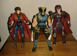 Vendo O Cambio Figuras De Coleccion X Men Originales Marvel