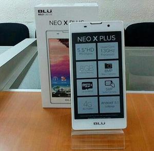 Celular Blu Neo X Plus