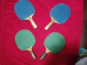 Combo Set De Raquetas De Ping Pong