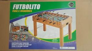 Mesa De Futbolito Ideal Para Regalo