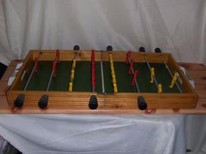 Mesa De Futbolito Plegable Usada