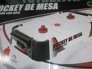 Mesa De Hockey Activada Con Aire