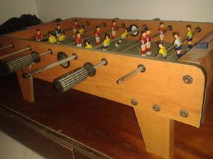 Mesa De Juego De Futbol En Excelente Estado