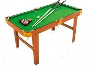 Mesa De Pool Grande Jeidy Toys Nueva Original!!!