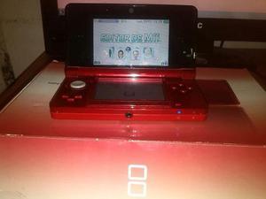 Nintendo Ds 3d Como Nuevo