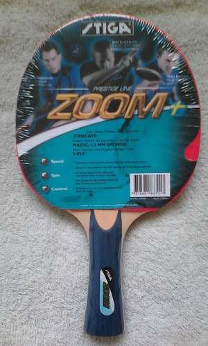 Raqueta De Ping Pong Stiga Zoom Tenis De Mesa