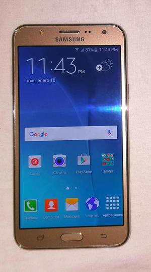 Vendo Samsung j7 lte pantalla impecable como nueva