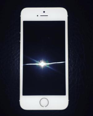 iphone 5s gold liberado de 16gb como nuevo