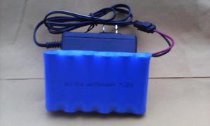 Bateria Recargable Ni-cd Aa700 Mah 7.2 V.