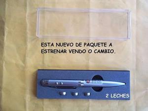 Bolígrafo Apuntador 3 En 1 Vendo O Cambio