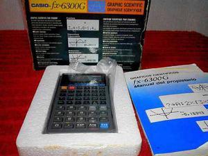 Calculadora Cientifica Casio Fx g