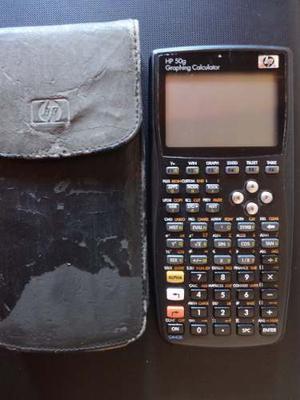 Calculadora Hp 50 G - Reparar O Repuesto..!!