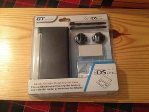 Case Acrilico Para Nintendo Ds Lite + Regalos
