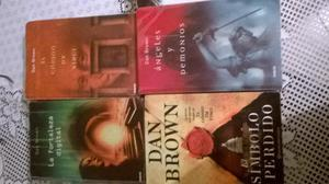 DAN BROWN coleccion completa