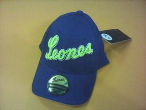 Gorras 100% Original Leones Del Caracas Solobeisbolvzla