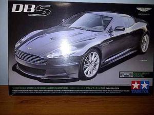 Modelo Para Armar Aston Martin Dbs, Tamiya Escala 1/24