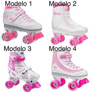 Patines Roller Derby Tipo Soy Luna