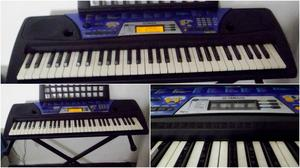 Teclado Yamaha psr  octavas.