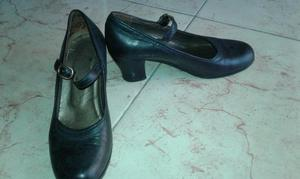 Zapatos de flamenco. Talla 34