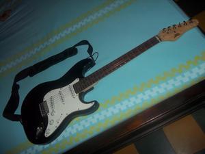 se vende guitarra electrica marca zebra