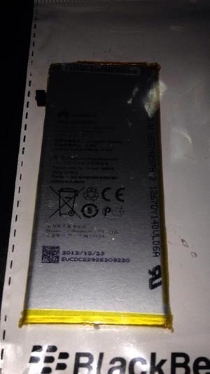 Bateria de Hauwei P6