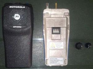 Carcasa Motorola Original Ep450 Incluye Perillas