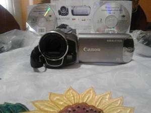 Cámara Profesional De Video Vixia Hf R100 Hd