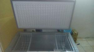 Congelador 300 Litros Dual Freezer Perco Jaguar Nuevo Gris