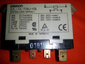 Fan Relay (contactor) De 25amp 1~3 Hp 220v